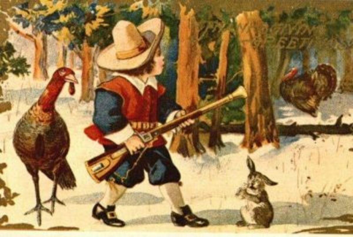 Thanksgiving Hunt