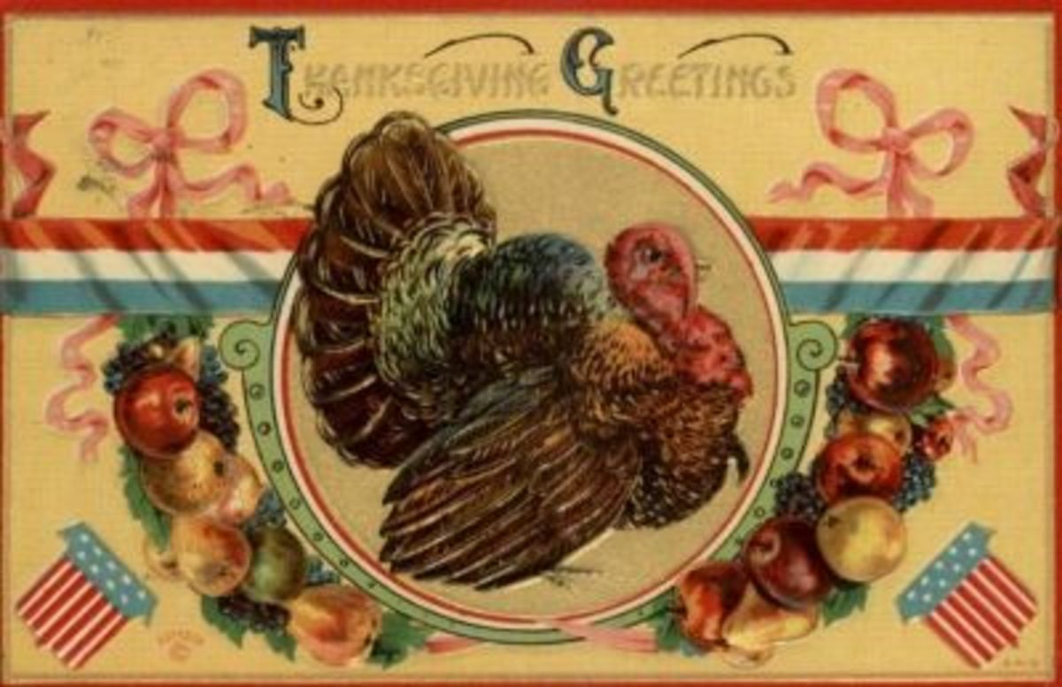 It's a Grand Ol' Turkey