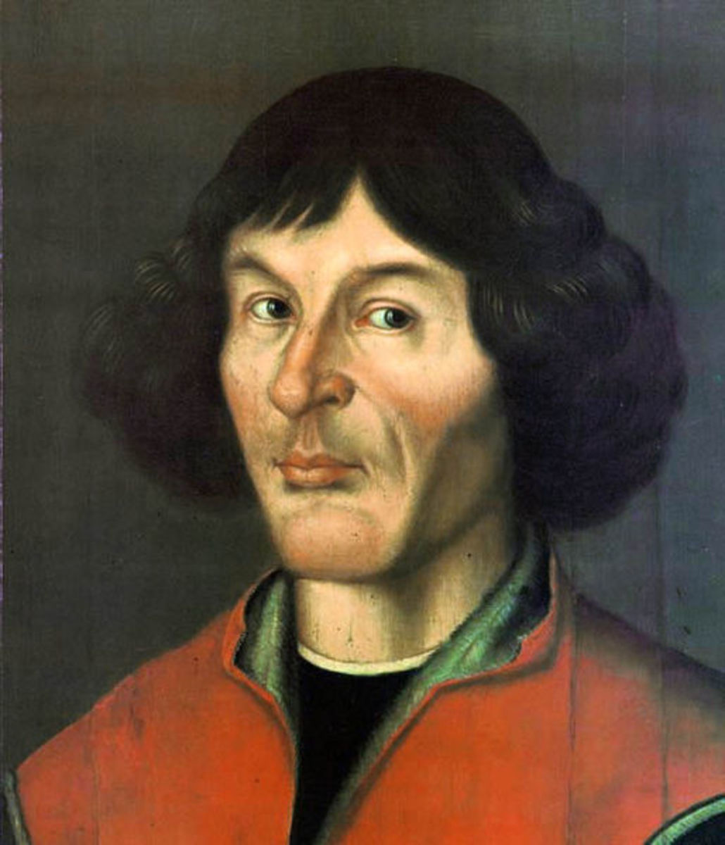 Nicolaus Copernicus, or Nikolaur Kopernikus, proponent of the Heliocentric theory,