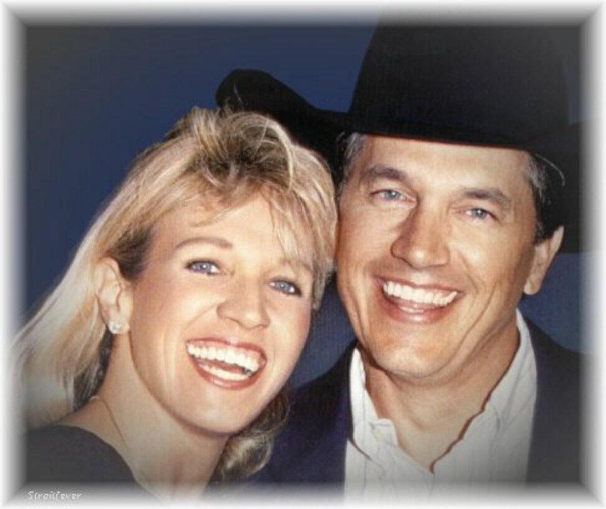 George and Norma Strait