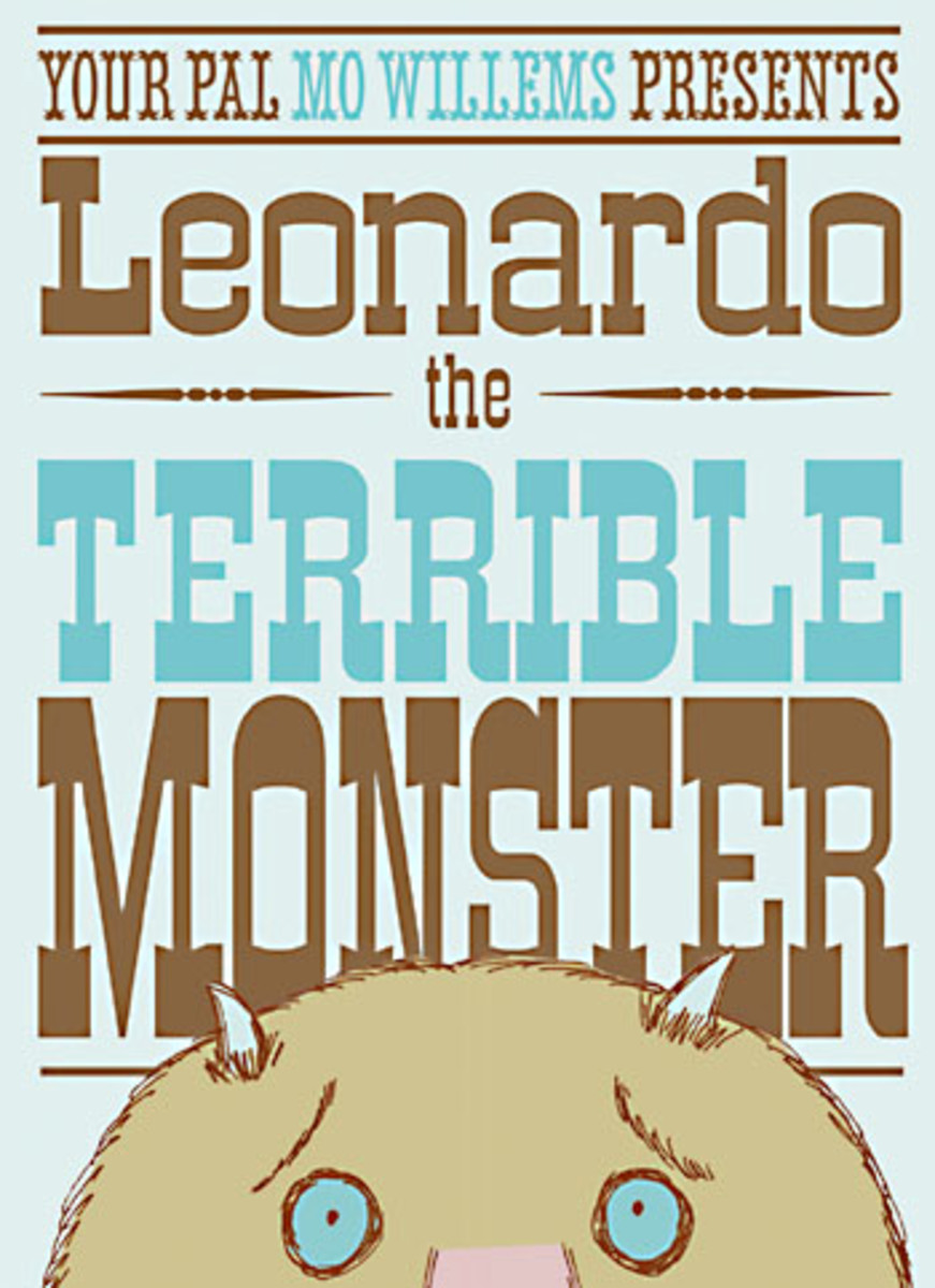 Leonardo decides that acting like a monster (or a bully) isn't a great thing after all.
