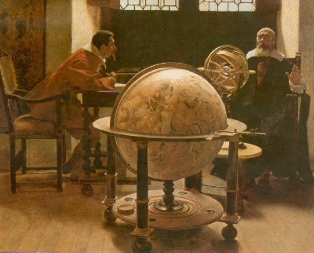 Tito Lessi, Galileo and Viviani