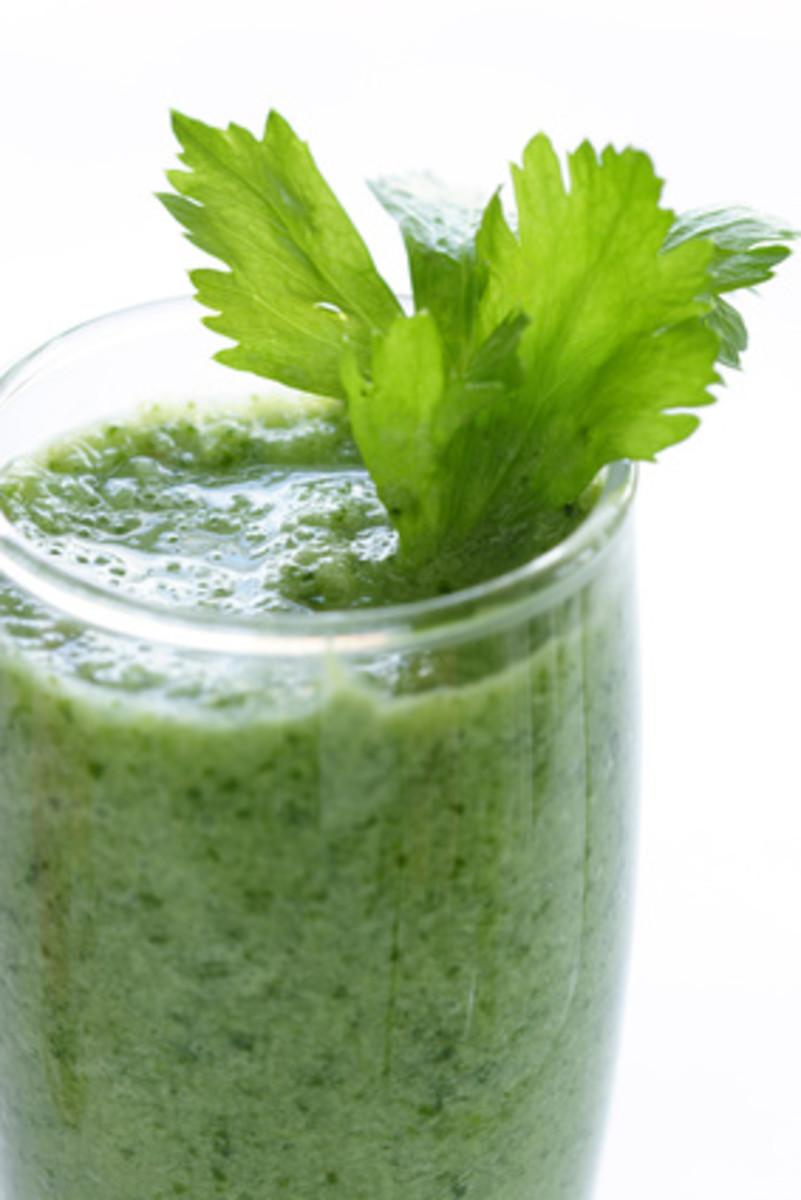 Celery - a key ingredient of health juices Image: © Liv Friis-larsen - Fotolia.com