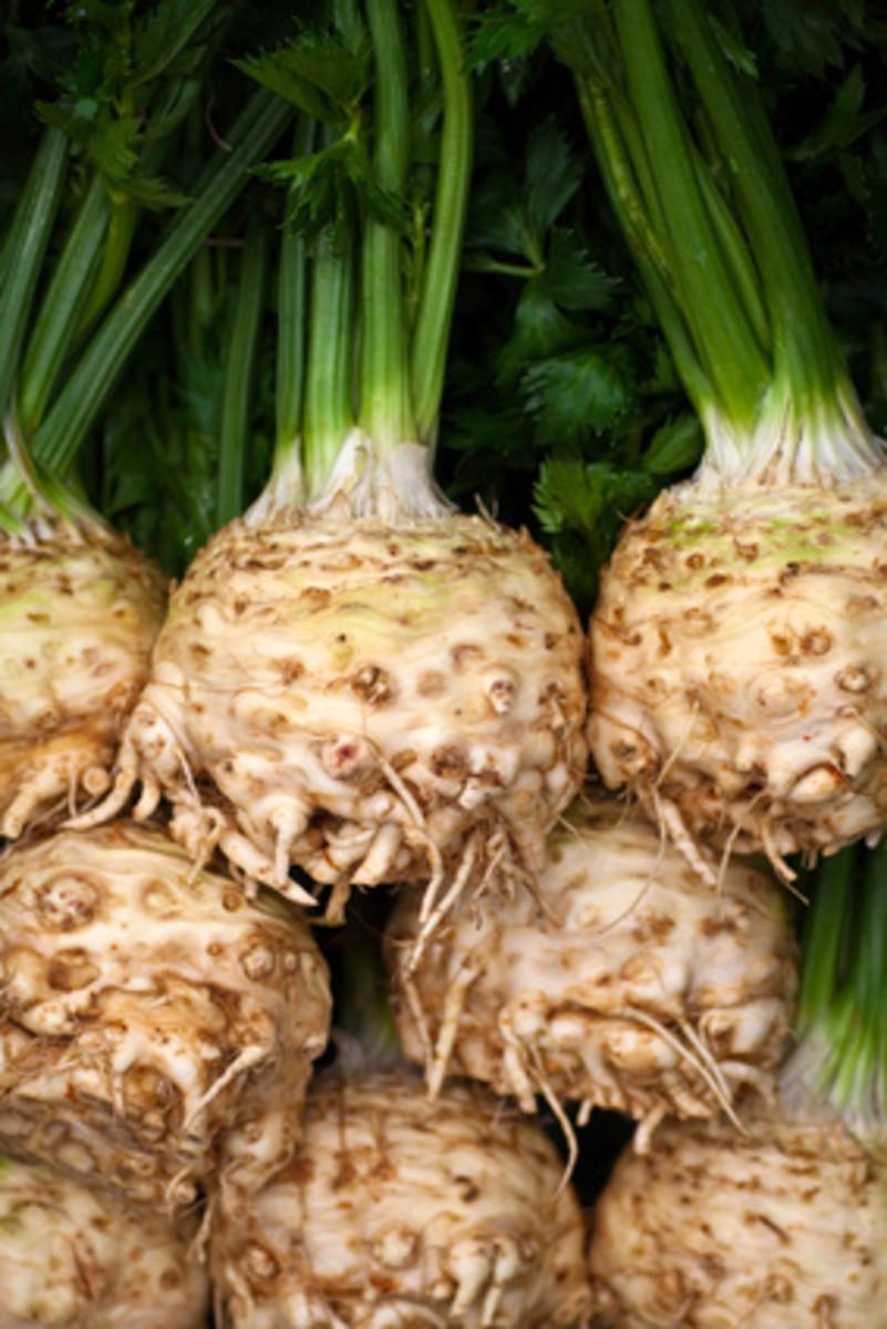 Celeriac. Image:© Franz Peters - Fotolia.com