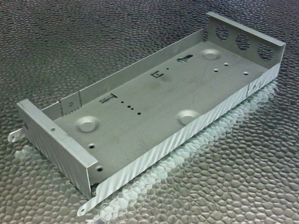 cnc bending sheet metal gear box