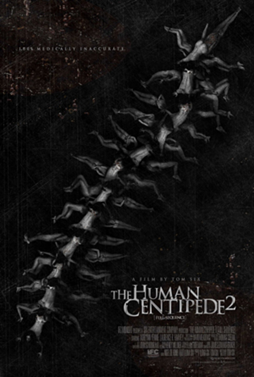 "Movie Review: ""The Human Centipede 2 (Full Sequence)"" (2011)"