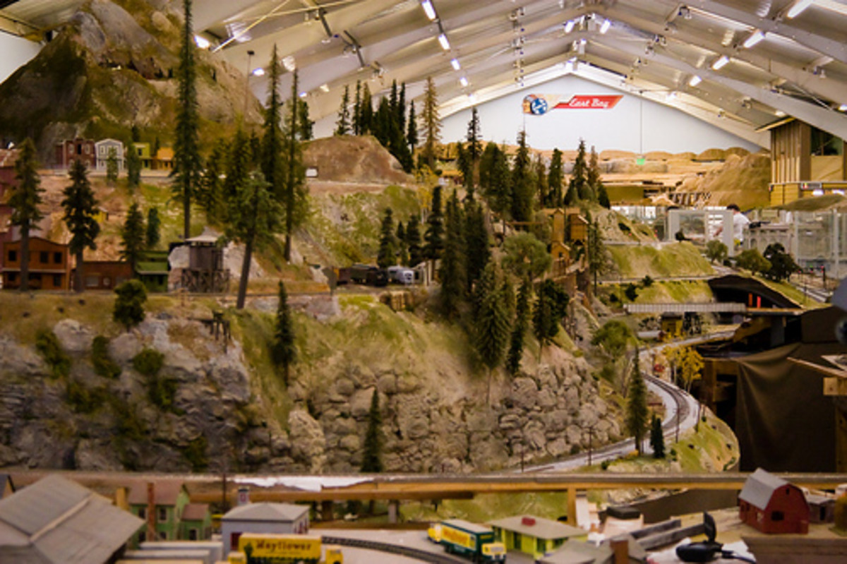 Model Train Resource O-Scale Track Plans To Inspire Your Own Layout Designs