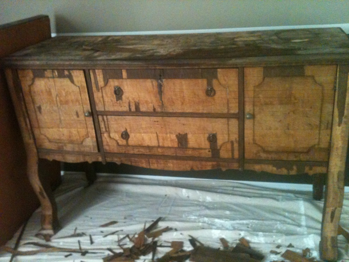Old Furniture and Thrift Store Refinishing hubpages