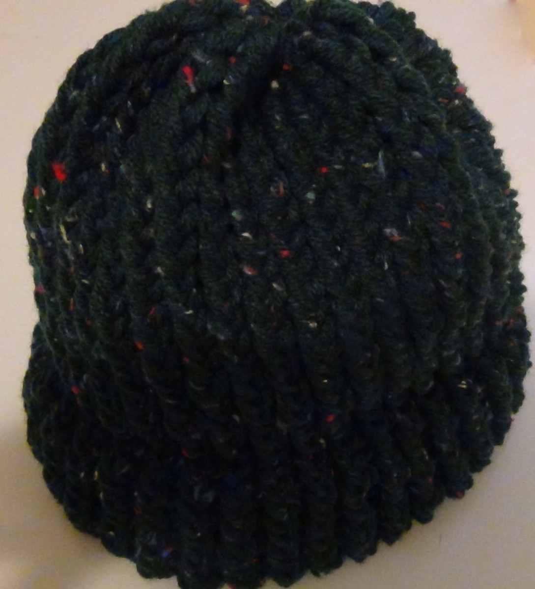 Knifty Knitter Brim Hat