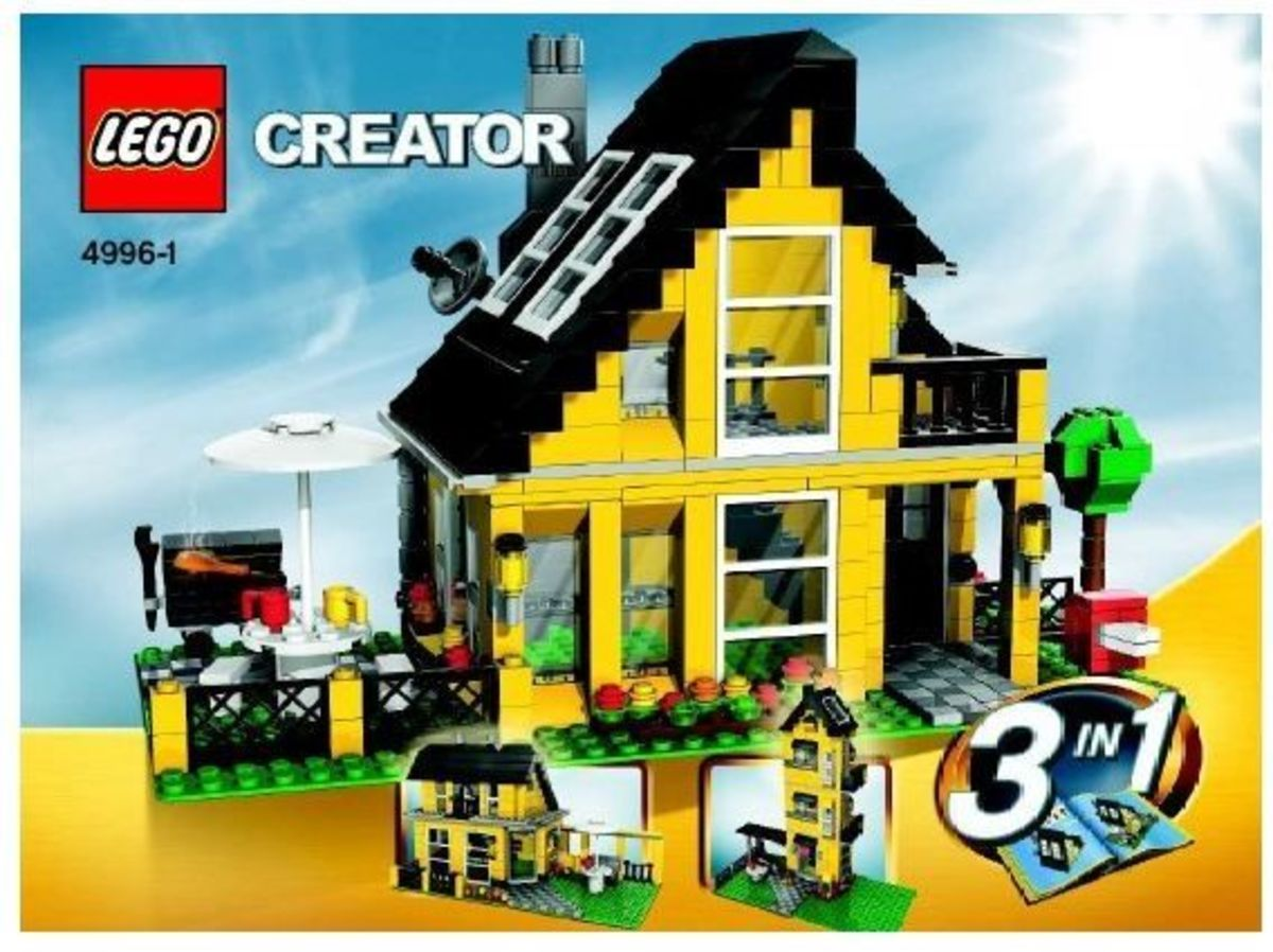 How To Build A Lego Dollhouse Hubpages