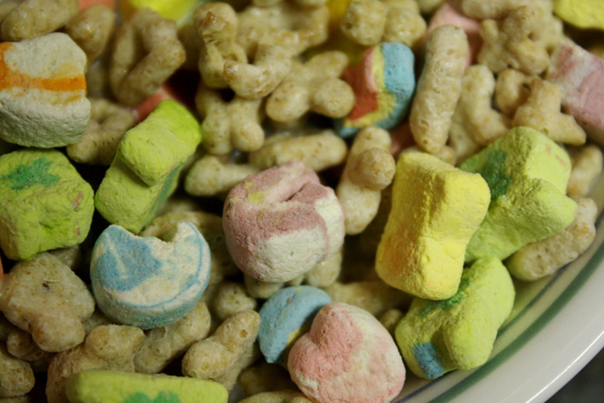 Sort Your Lucky Charms!