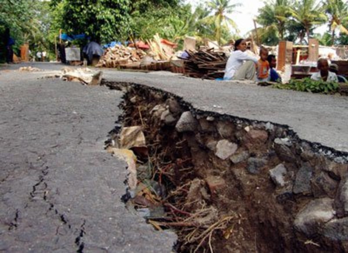 5 World Famous Earthquakes