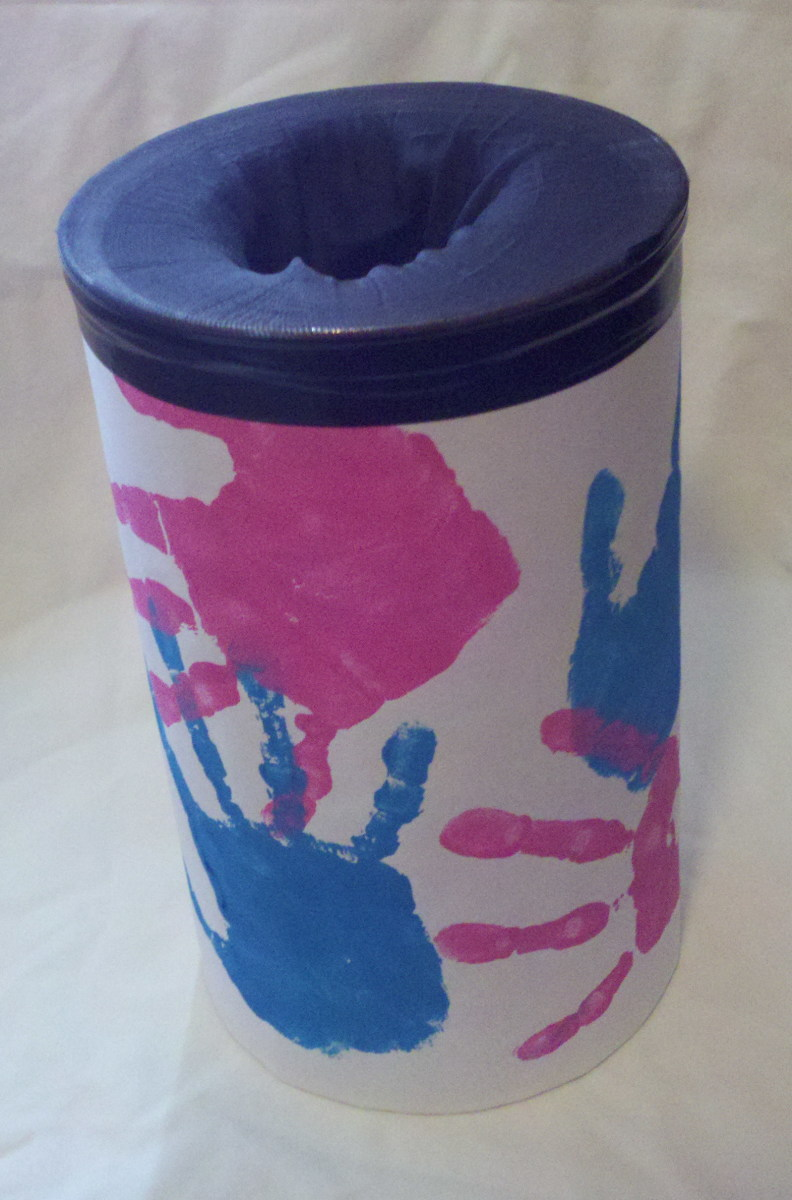 How to Make a Feely Tube: Sensory Play for Children
