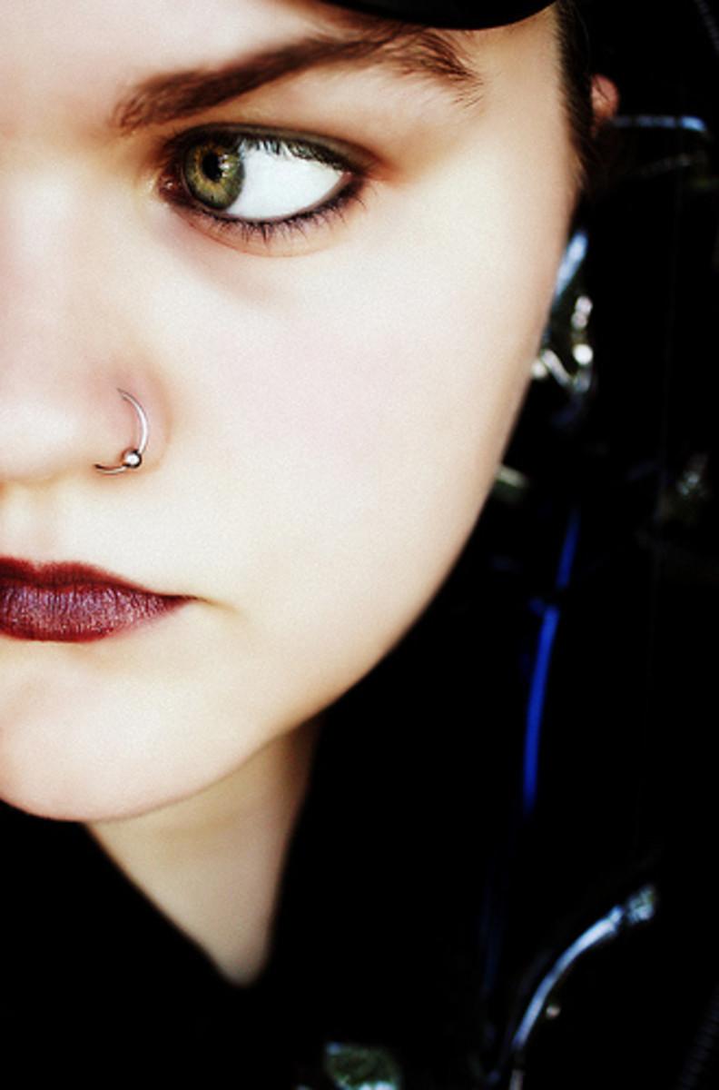 Medium Sized Nose Ring