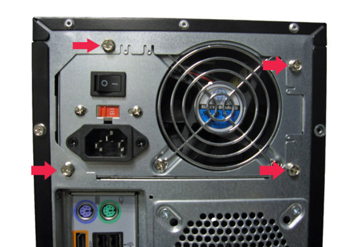 how to know what wattage psu you need