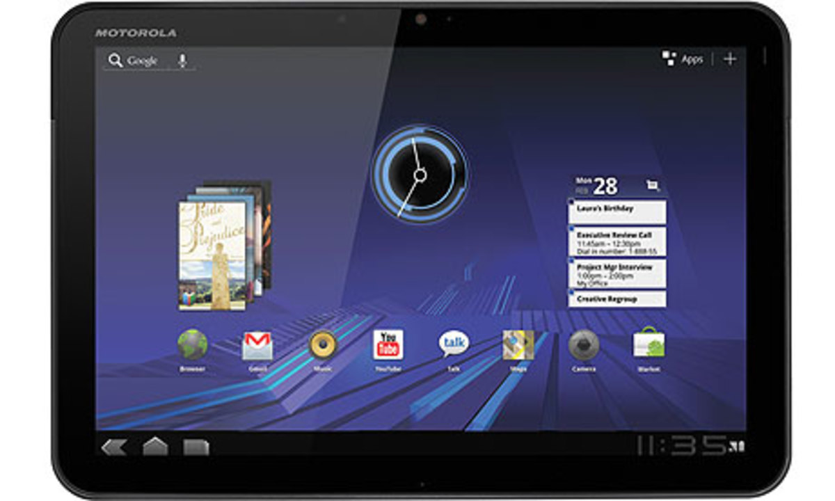 Troubleshooting Motorola Xoom Problems