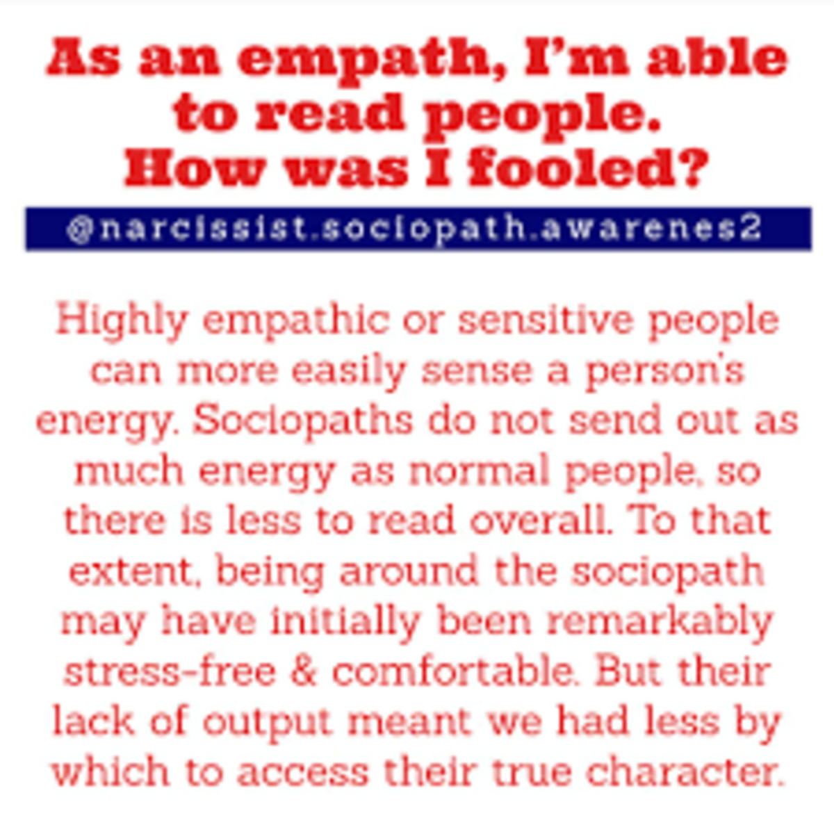 Sociopathic Tendencies - The Sociopath as a Pathological Liar | HubPages