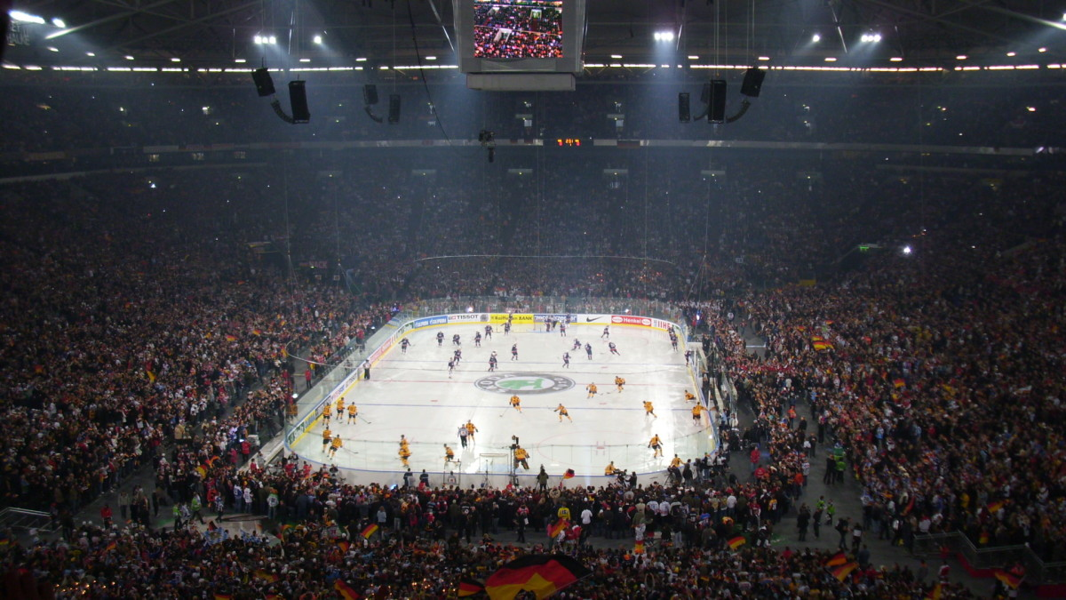 Veltins Arena Germany