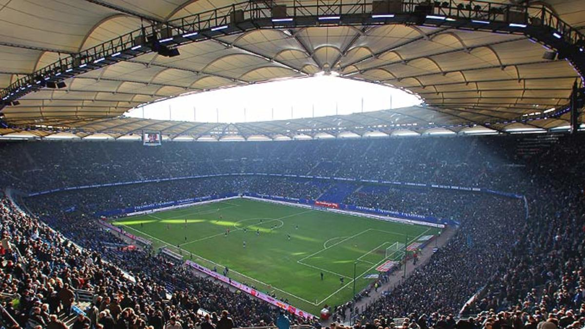 Imtech Arena Germany