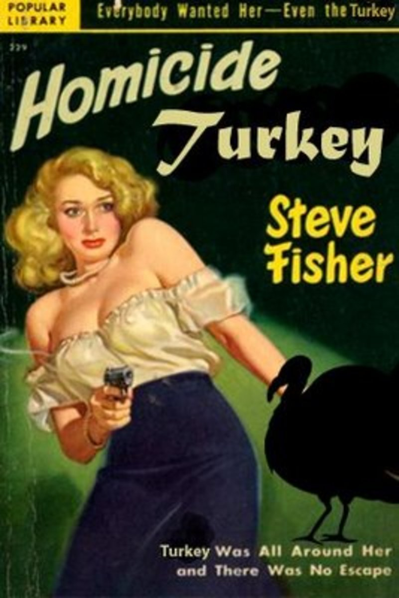 Everyone wanted her.. even the turkey.. ( eh what?)