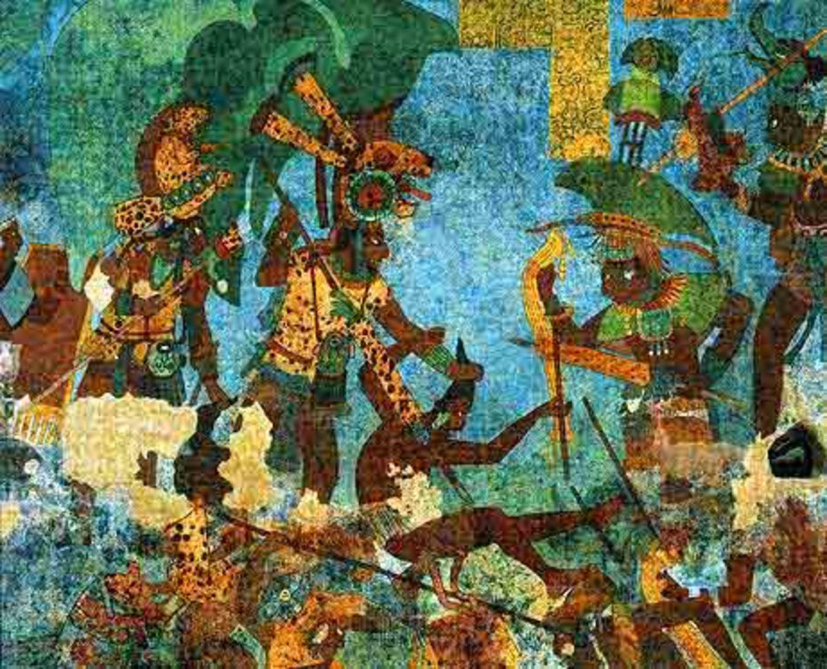 Mayan Myth