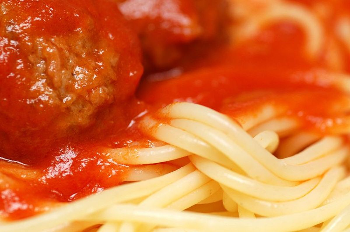 Three Italian Side Dish Recipes: Meatballs, Chicken Cacciatore & Eggplant Parmesan