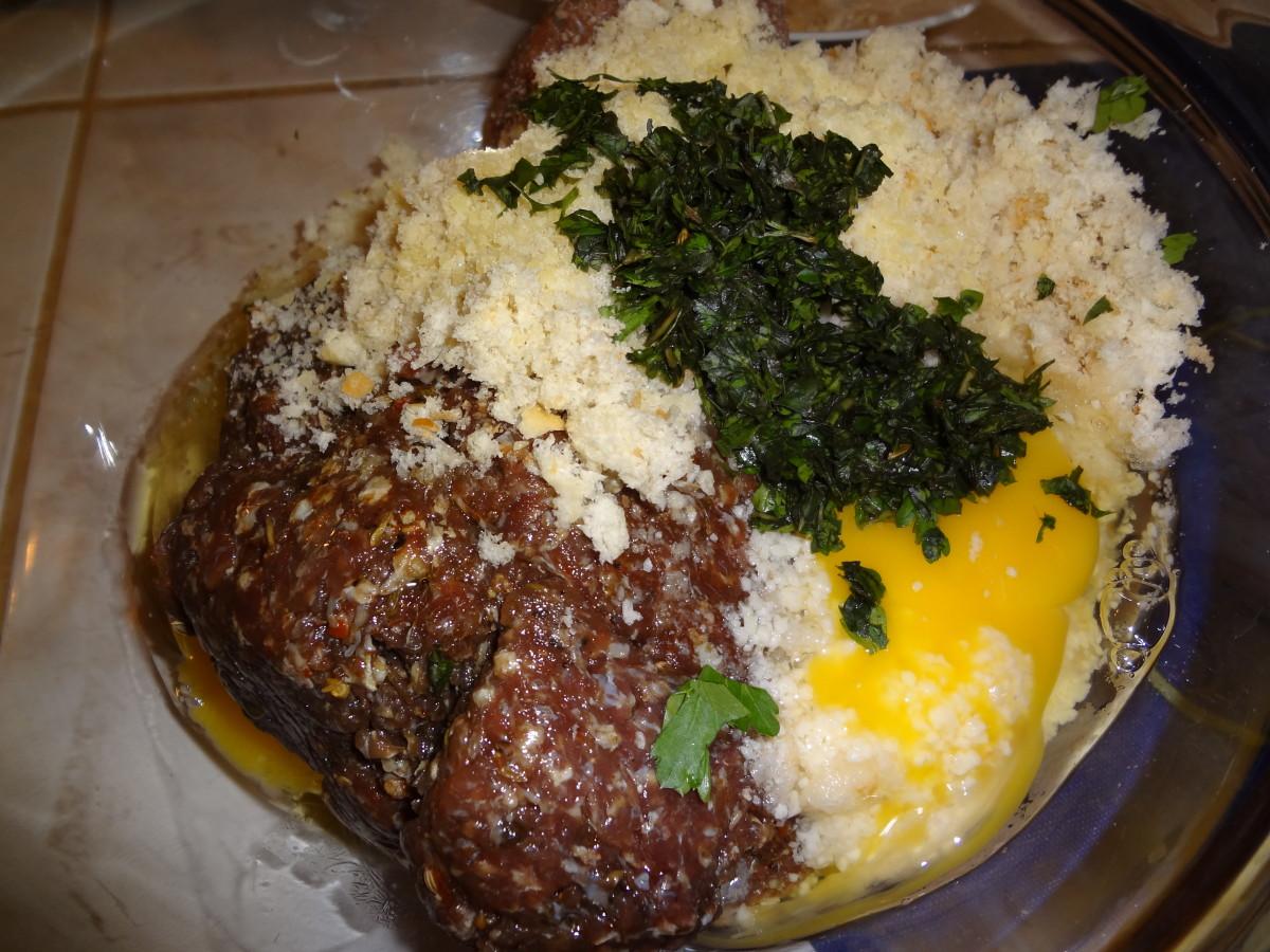 spaghetti-and-meatballs-chicken-cacciatore-or-eggplant-parmesan