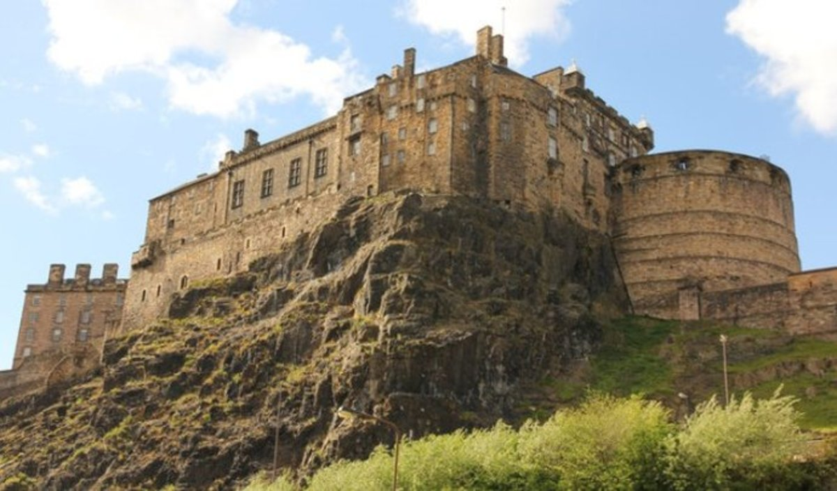 Things to Do in Scotland: The Best Rock Bars in Edinburgh