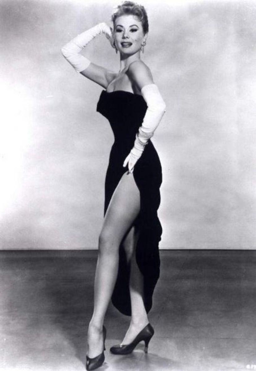 Mitzi Gaynor: If Only Those Legs Could Talk