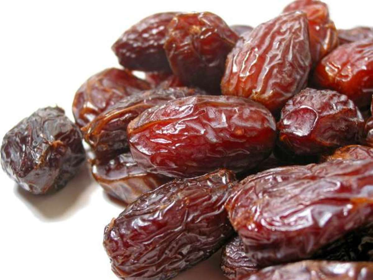 Dried Date Fruits