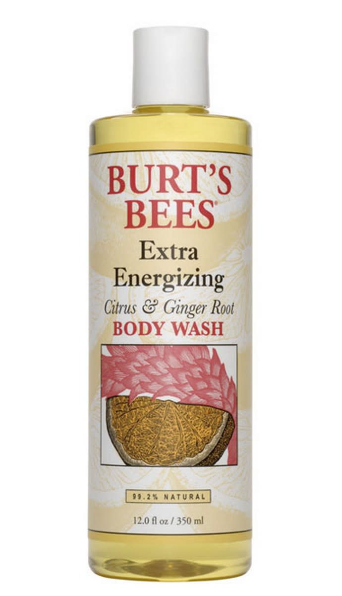 Burt's Bees Citrus and Ginger Root Body Wash