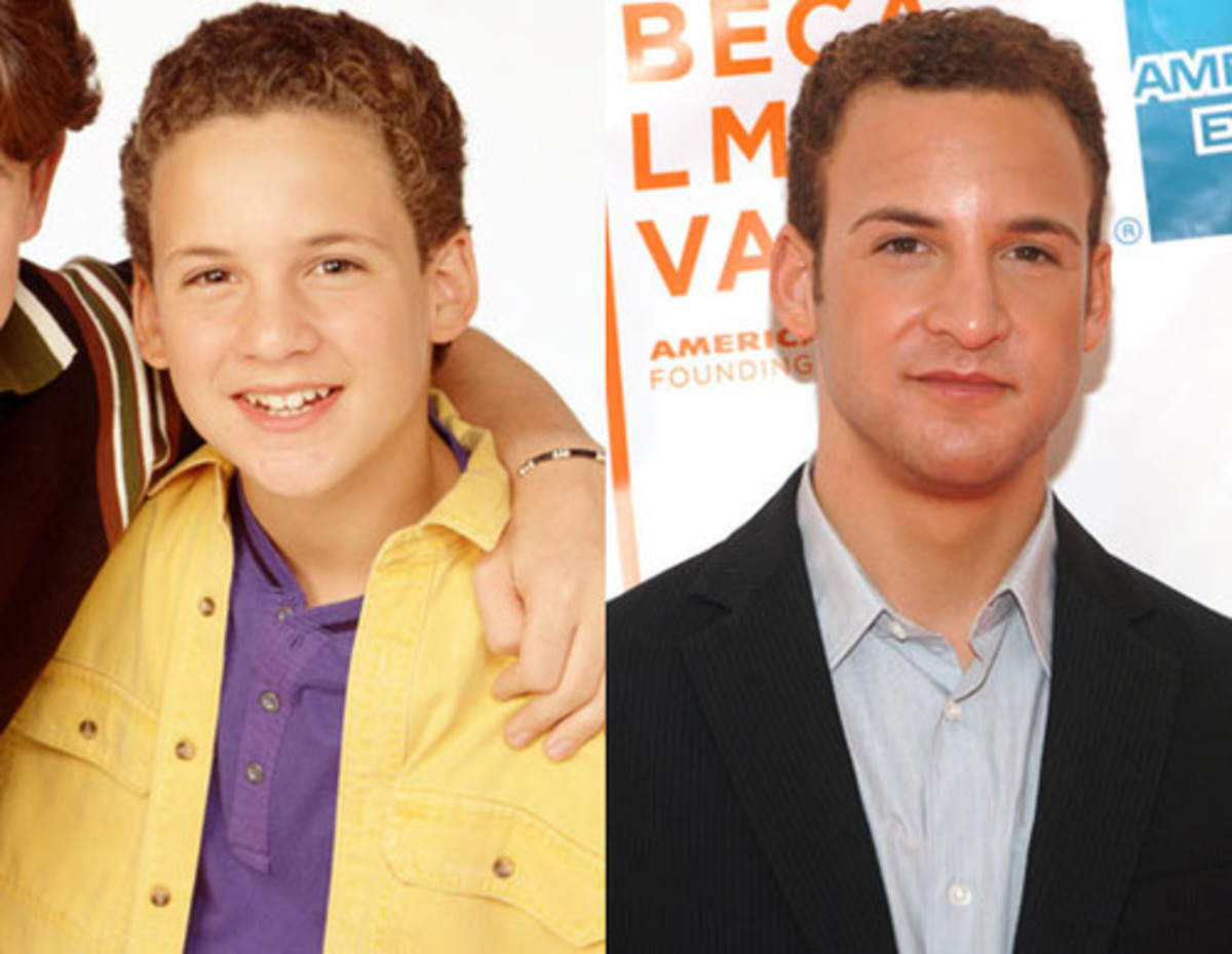 Ben Savage: Then and Now