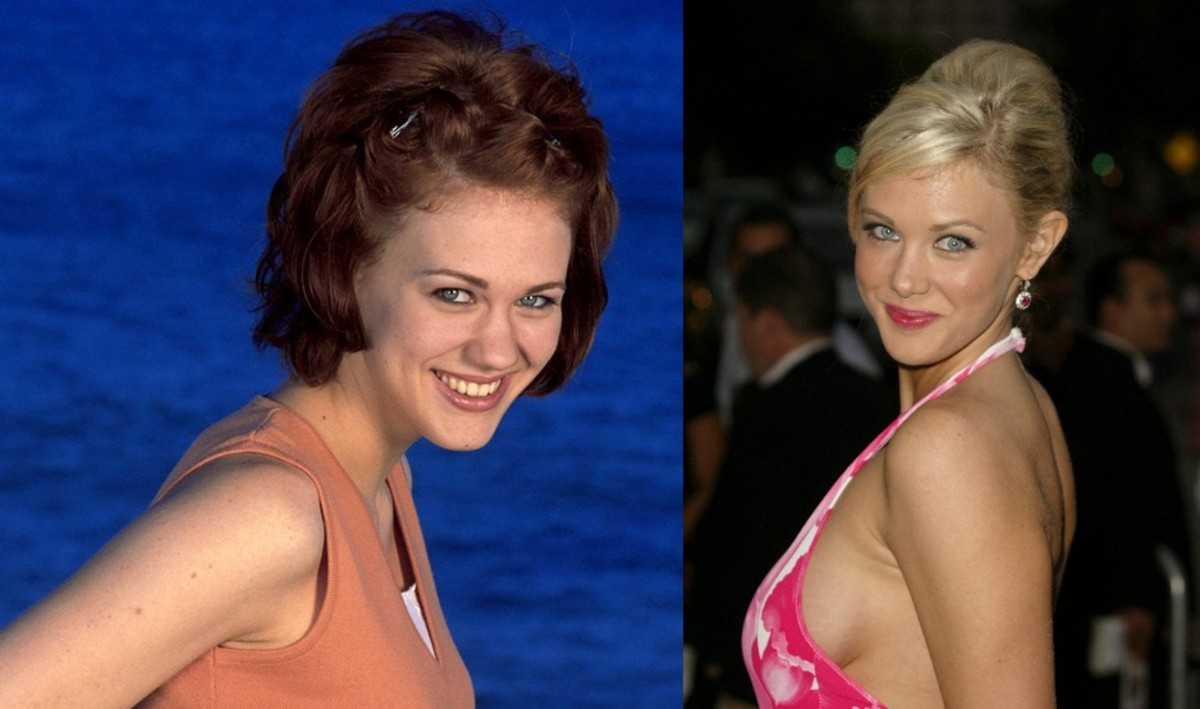 Maitland Ward: Then and Now