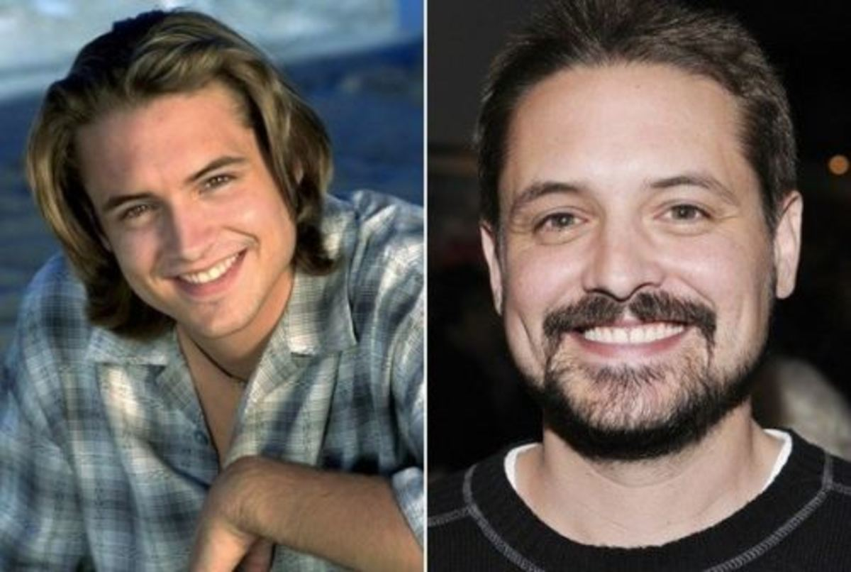 Will Friedle: Then and Now