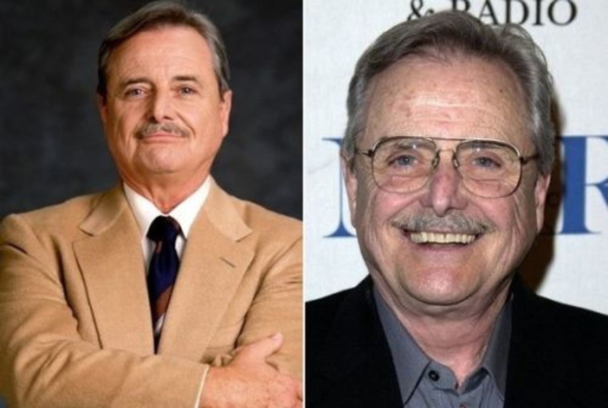 William Daniels: Then and Now