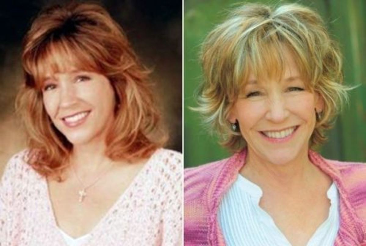 Betsy Randle: Then and Now