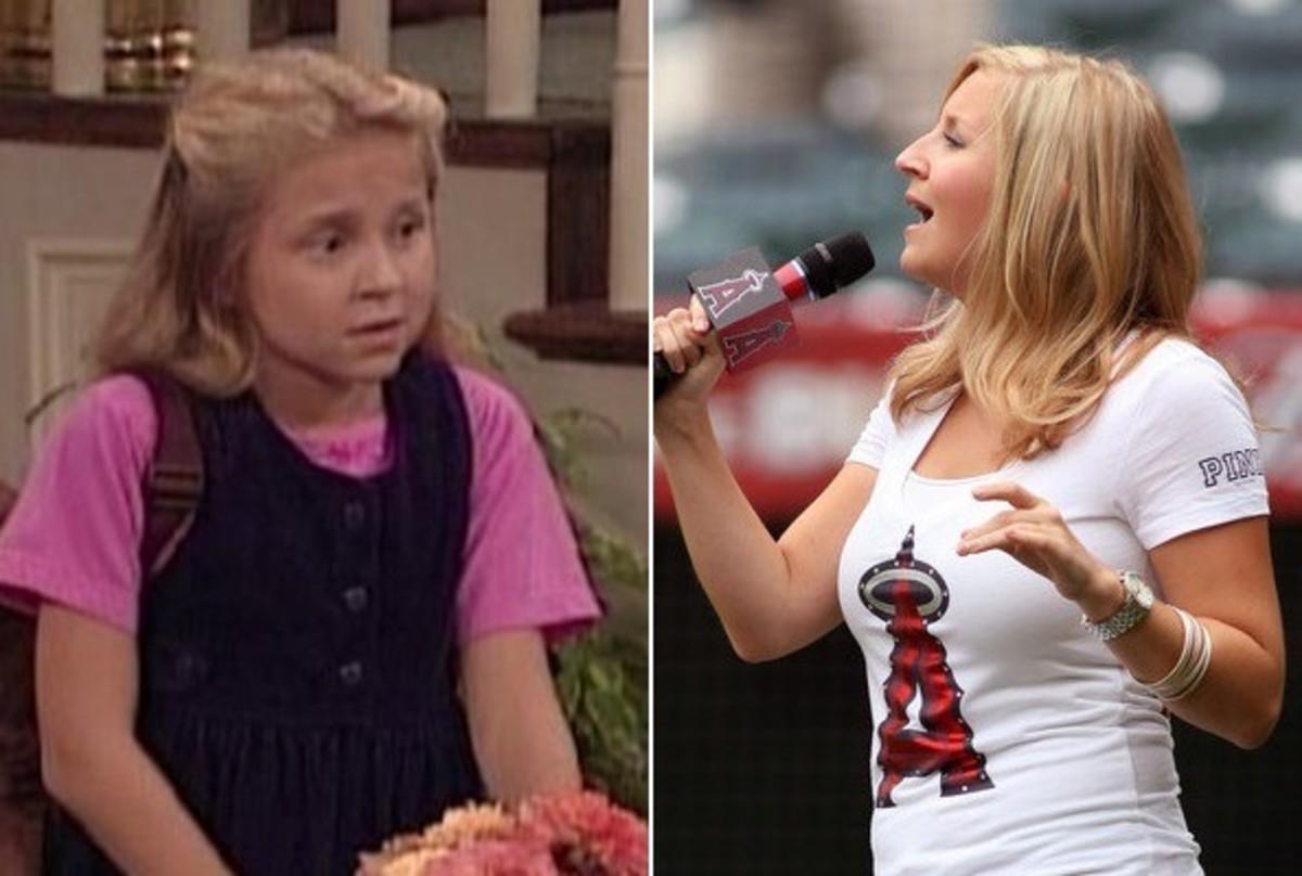Lindsay Ridgeway: Then and Now