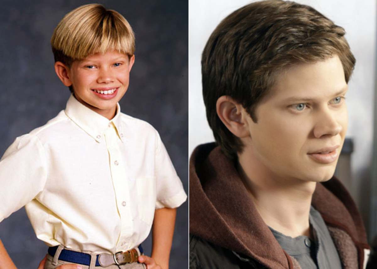 Lee Norris: Then and Now
