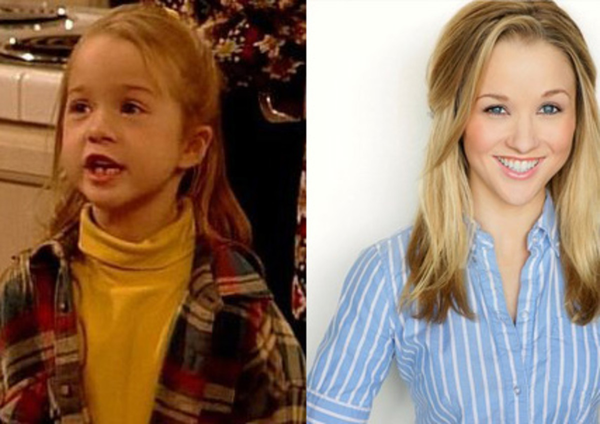 Lily Nicksay: Then and Now