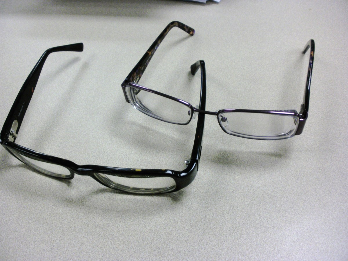 Why Your Stylish Eyeglasses may be Dangerous