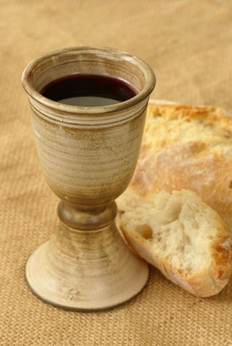 Hymns and Songs for Church Musicians to Play During Communion