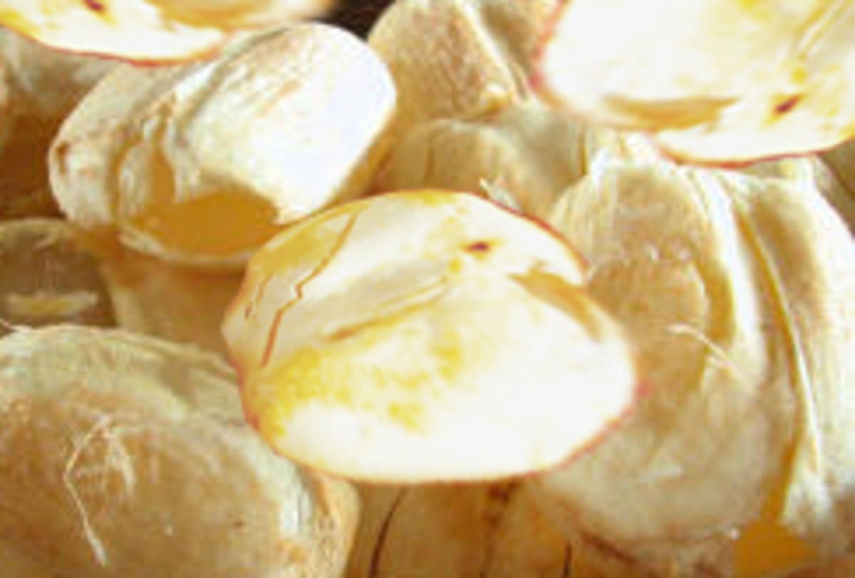 Tender Sugar Palm seed or pulp
