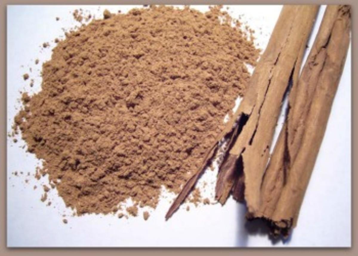 Ceylon Cinnamon 'True Cinnamon'