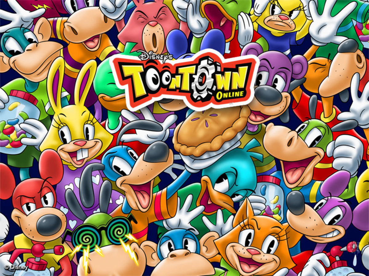 5 Games Like ToonTown Online