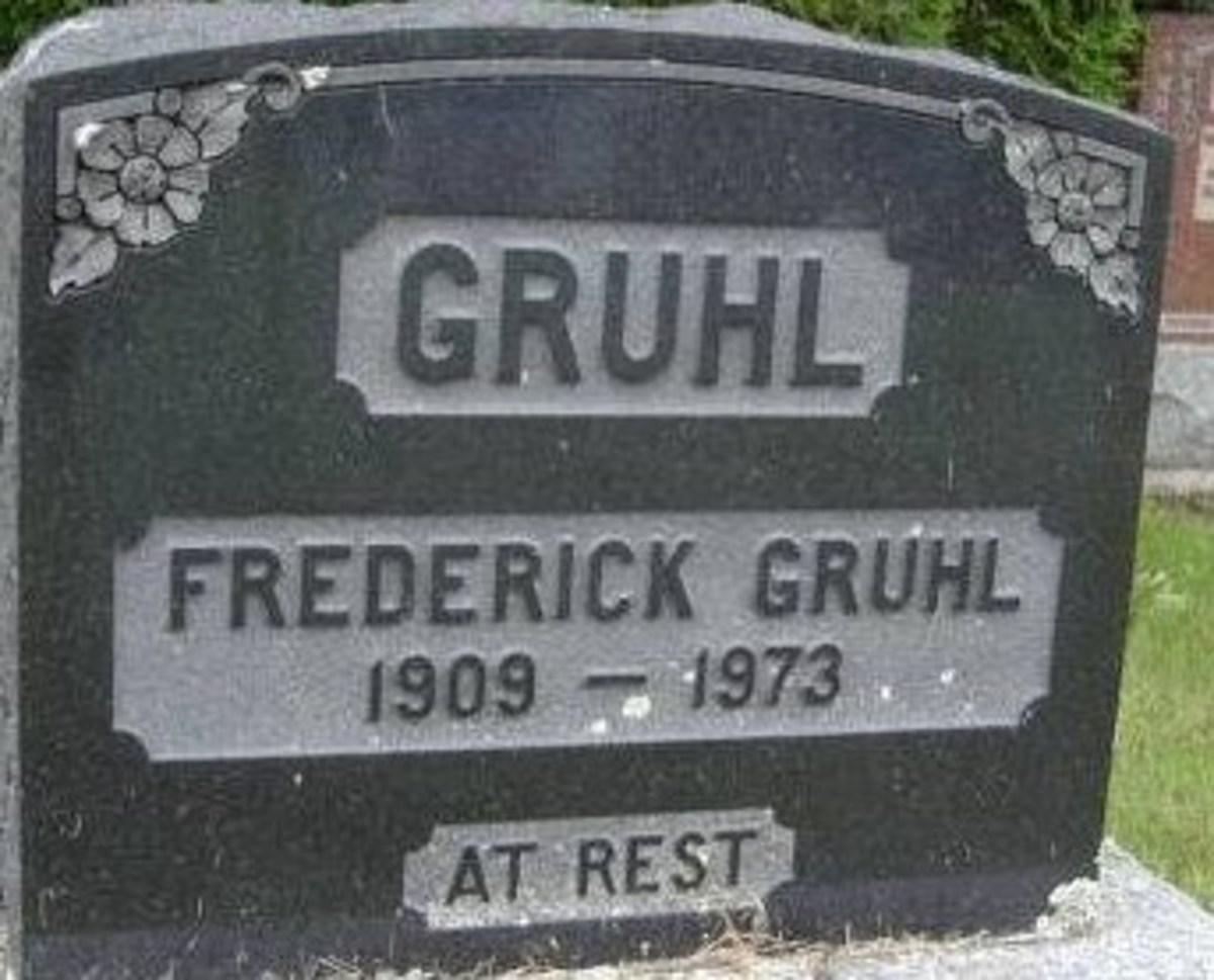 Genealogy -  Online Cemetery Databases