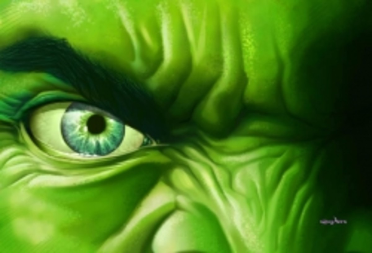 The Incredible Hulk Top Ten Graphic Novels