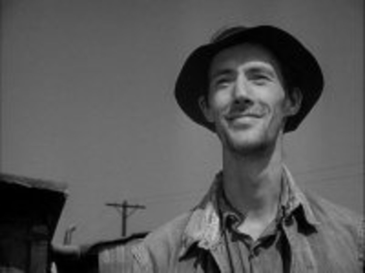 The Grapes of Wrath:  A Commentary on the Role of Jim Casy