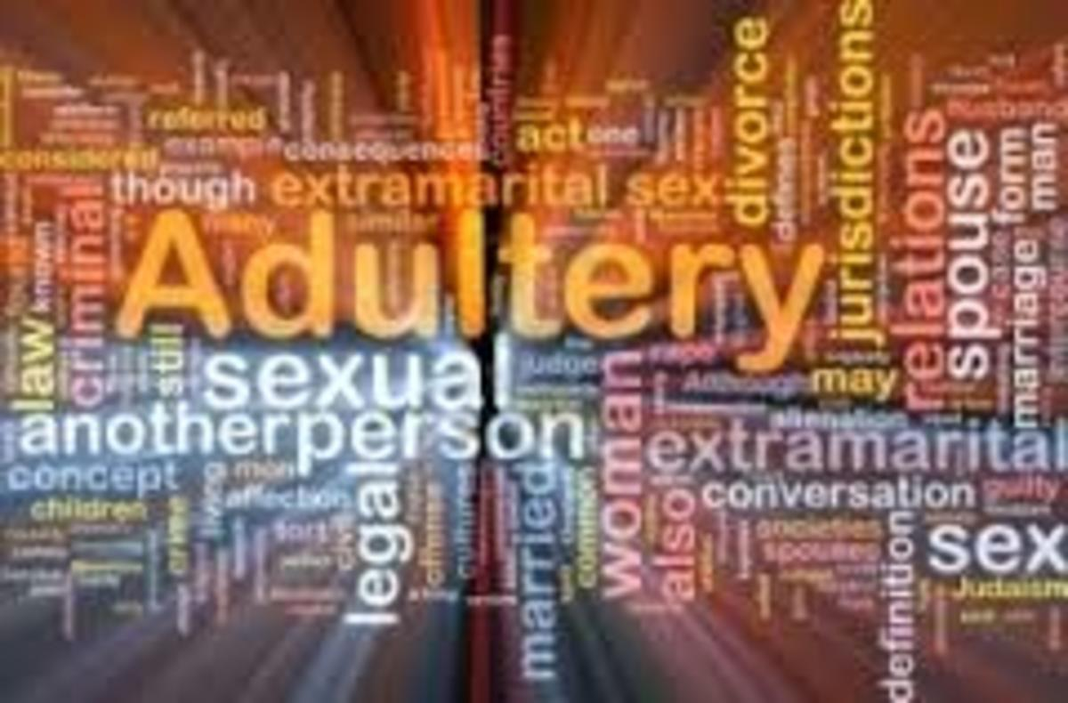 Defeating Our Human Nature (Part 2. Adultery - Betrayal On Every Level)