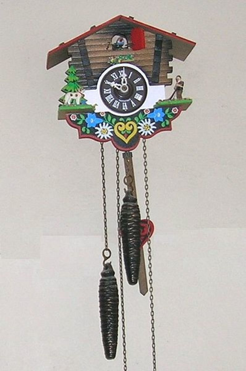 http://commons.wikimedia.org/wiki/File:Cuckoo_clock.jpg