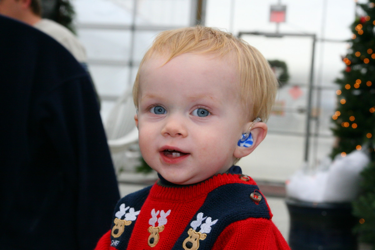 Programs to Help Families Pay for a Child's Hearing Aid